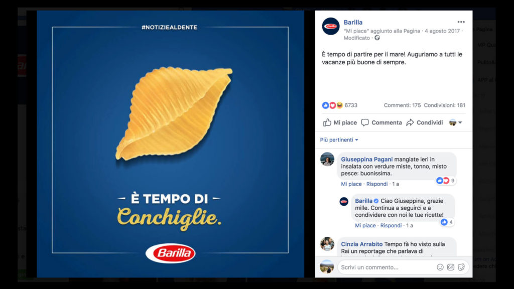 post efficaci barilla